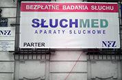 Banner reklamowy - Słuchmed