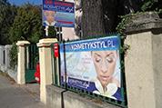Banner reklamowy - Kosmetykstyl