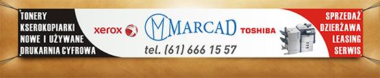 Banner reklamowy - Marcad