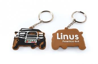 Brelok 3D - Linus Pszenica