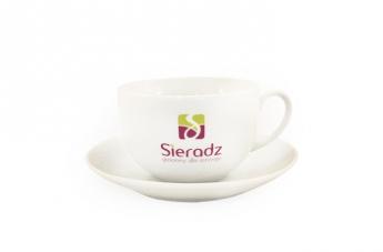 Filiżanka z logo - Sieradz