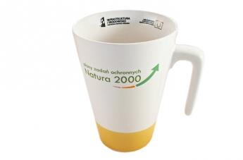 Kubek reklamowy - Natura 2000