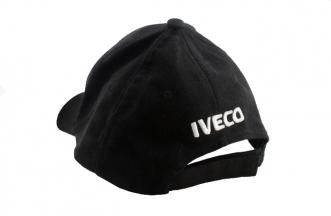 Czapka Iveco czarna