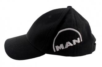 Czapka MAN czarna