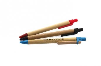 Długopisy drewniane - Kraina Trzech Rzek