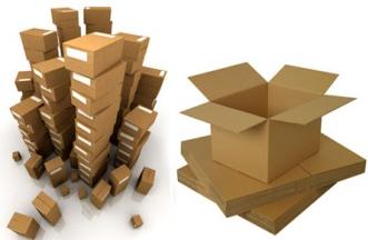 Kartony na paczki pocztowe