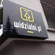 Widzialni - Szyld - 1