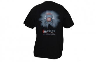 Koszulka Polagra czarna