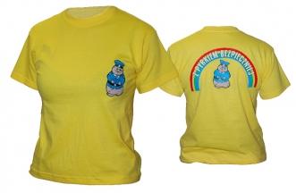 Koszulka Pyrek żółta
