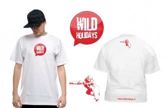 Koszulka Wild Holidays
