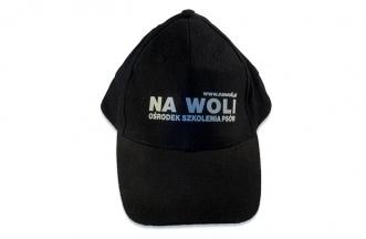 Nadruk na czapce - Na Woli