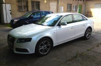 Audi - po oklejeniu - 1