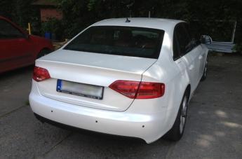 Audi - po oklejeniu - 2