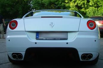 Oklejanie Ferrari 599 - po oklejeniu - 3