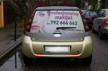 Oklejanie pojazdów - Beauty Maker - 2