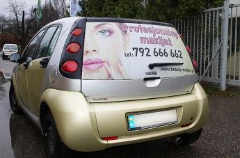 Oklejanie pojazdów - Beauty Maker - 4