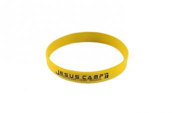 Opaska silikonowa - Jezus Camp