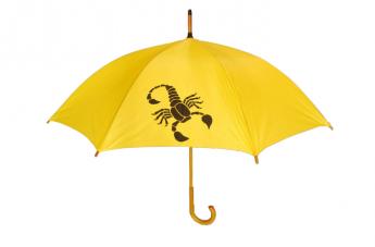 Parasol reklamowy - Skorpion