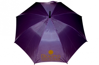 Parasol reklamowy - Bloom Hotel & Hostel