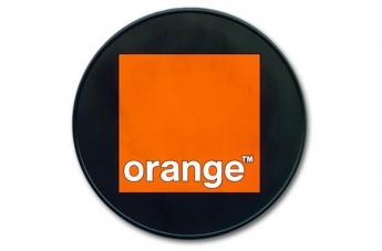 Podkładka pod kubek - Orange
