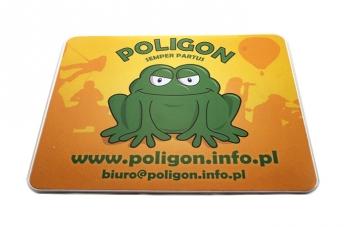 Podkładka pod mysz - Poligon