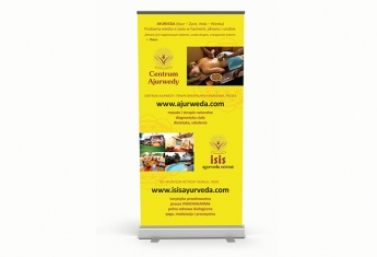 Roll-up - Centrum Ajurwedy