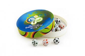 Czekoladki w różnych kształtach - Fifa World Cup 2006