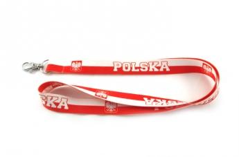 Smycz sublimacyjna - Polska