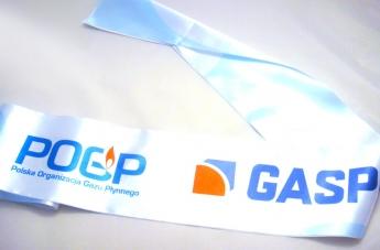 Szarfy dla hostess - POGP GASP