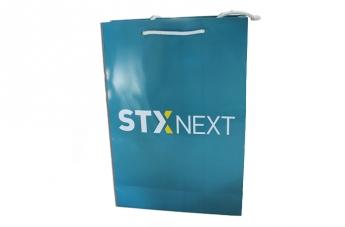Torba papierowa - STX Next