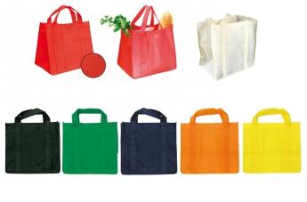 Torby reklamowe - różne wzory i kolory