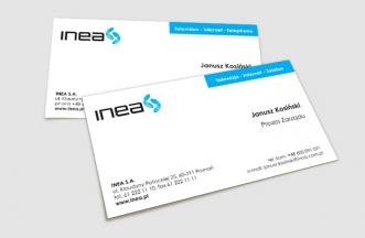 Wizytówki - INEA